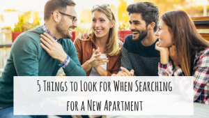 apartment search