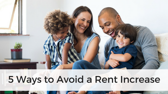 avoid rent increase
