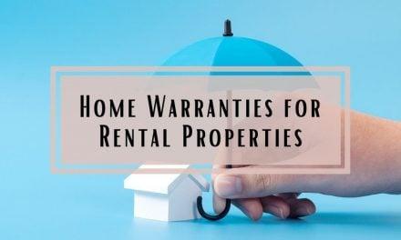 Wondering About Home Warranties for Rental Properties?