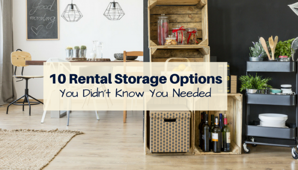 rental storage