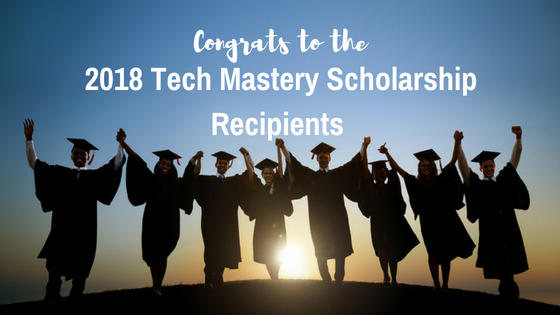 Rentec Direct Celebrates 2018 Tech Mastery Scholarship Recipients