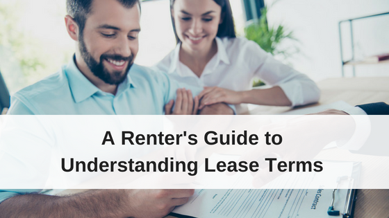 A Renter's Guide to Understanding Lease Terms