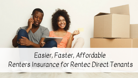 monthly renters insurance payments