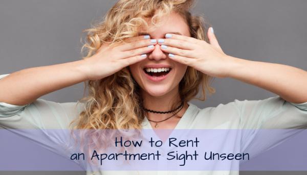 rent sight unseen
