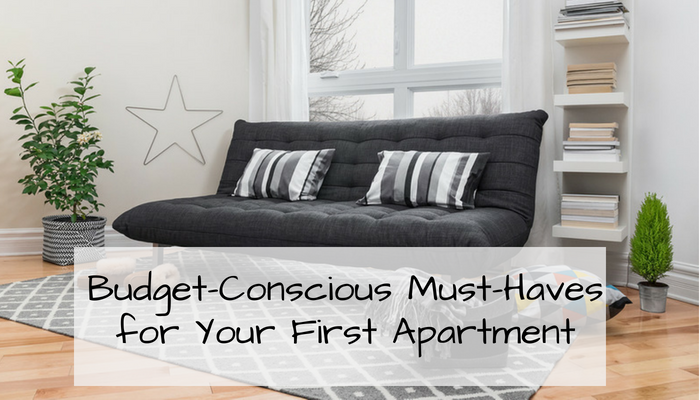 Budget-Conscious Must-Haves for Your First Apartment