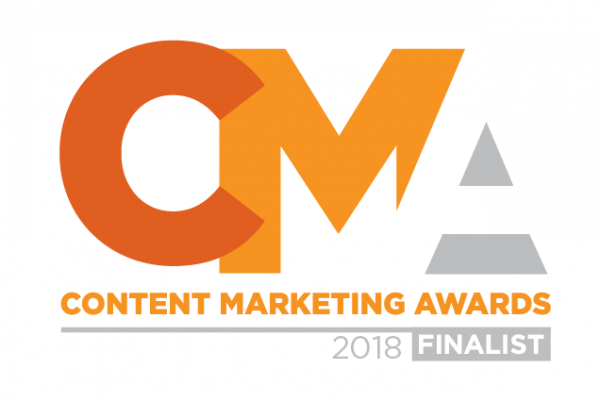 Content Marketing Award Finalist