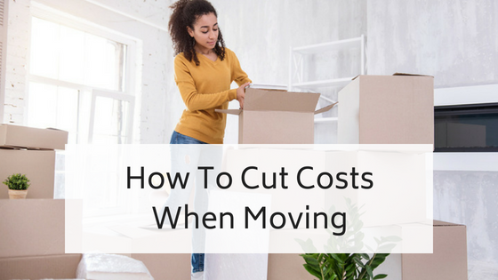 Save money moving