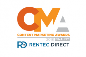 "Rentec Direct's ""The Property Pro"" Magazine is a Finalist in Content Marketing Awards"