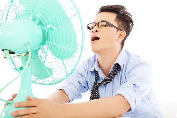 summer heat air conditioning rights