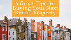 second rental property