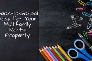 Back-to-School Ideas for Your Multifamily Rental Property: Infographic