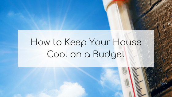 house cool on a budget