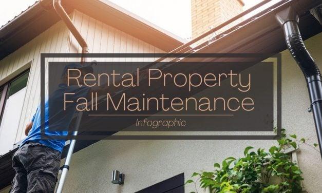 Rental Property Fall Maintenance: Infographic