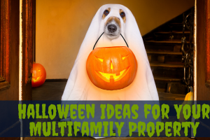 Halloween Ideas for Your Multifamily Property: Infographic