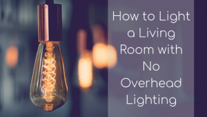 light a living room