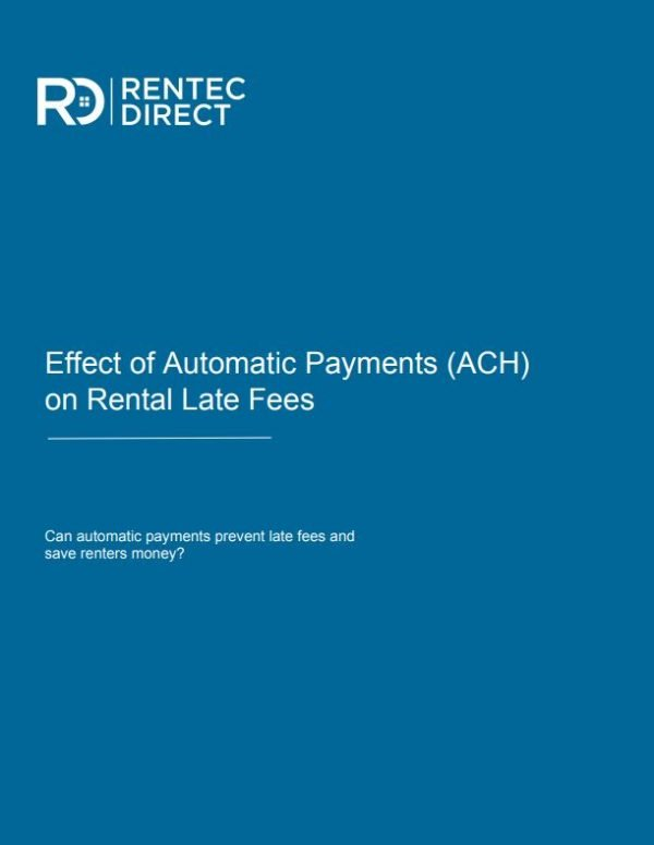 Late Fee White Paper Rentec Direct