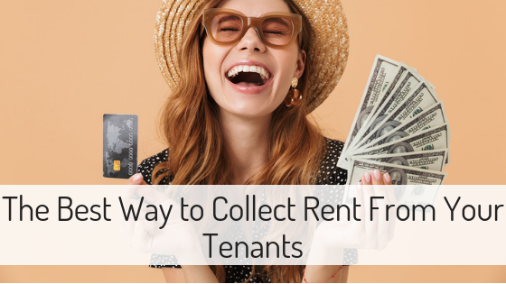 collect rent