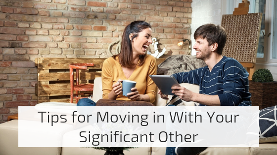 moving significant other