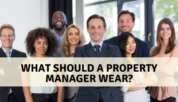 property manager outfit