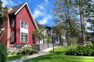suburban neighborhood investment