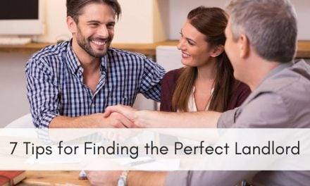 7 Tips for Finding the Perfect Landlord