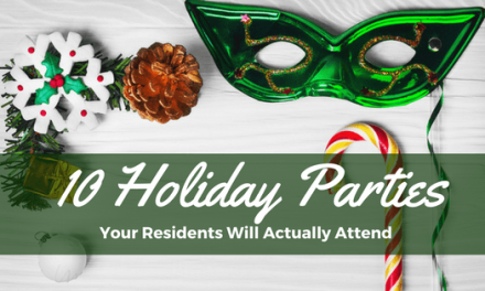 10 Uniquely Fun Holiday Party Ideas (Your Residents Will Actually Attend)