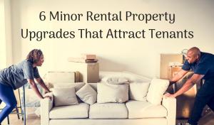 rental property upgrades