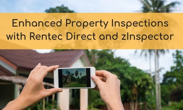 Enhanced Property Inspections with Rentec Direct and zInspector