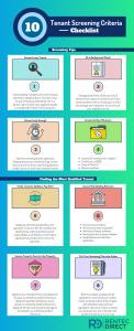 Tenant Screening Criteria Checklist