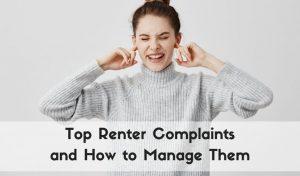 renter complaints