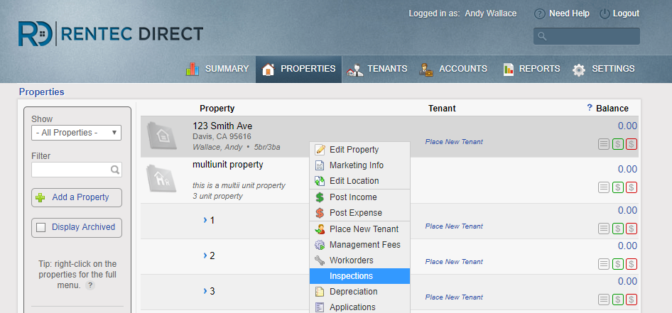 zInspector property list inspection