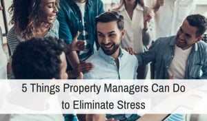 property management stress