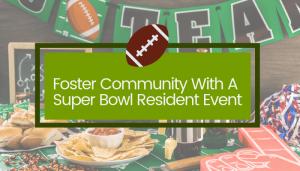 super bowl resident event