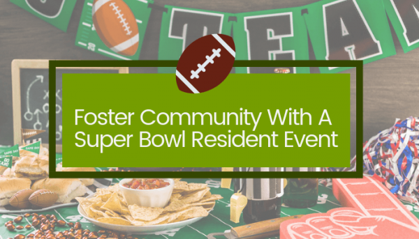 super bowl resident event
