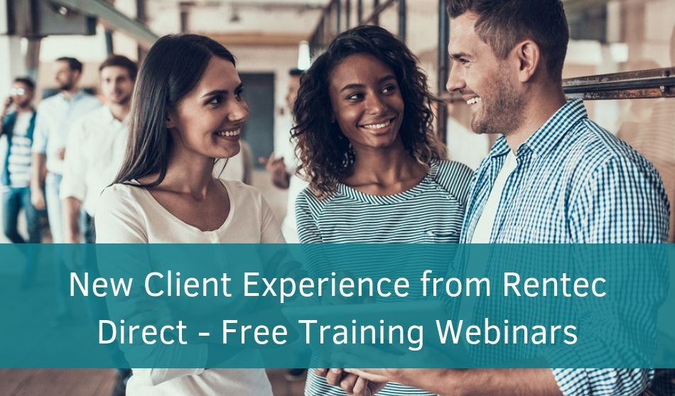 New Client Experience from Rentec Direct – Free Training Webinars