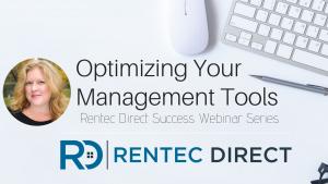 optimizing your management tools