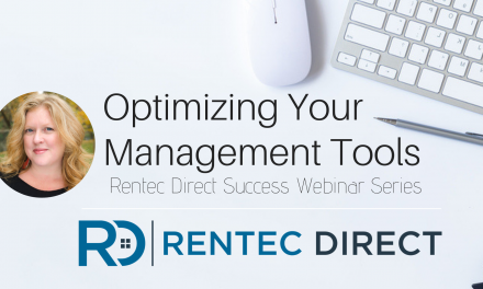 Webinar Recap: Optimizing Your Management Tools
