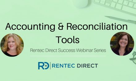Webinar Recap: Accounting and Reconciliation with Rentec Direct
