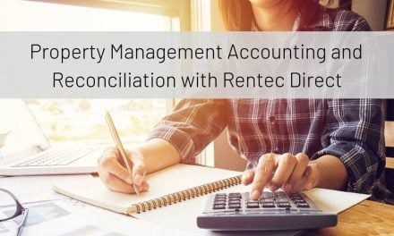 Property Management Accounting and Reconciliation with Rentec Direct