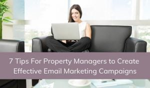 property management email marketing