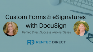 custom forms & esignatures