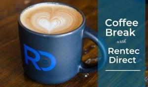 Coffee Break with Rentec direct