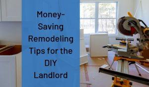 diy landlord remodel