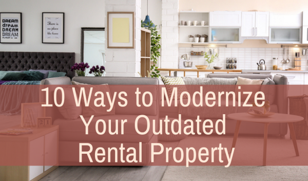modernize your rental properties
