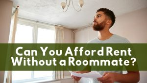 rent without roommate