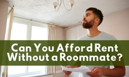 Can You Afford Rent Without a Roommate?