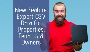 new feature export csv data