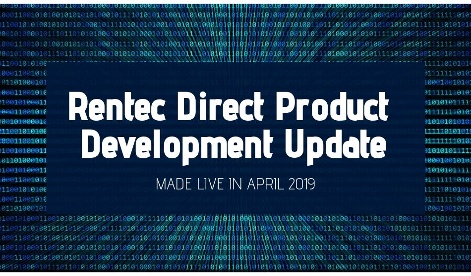 Rentec Direct new features