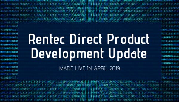 Rentec Direct new features