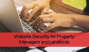 website security for property managers